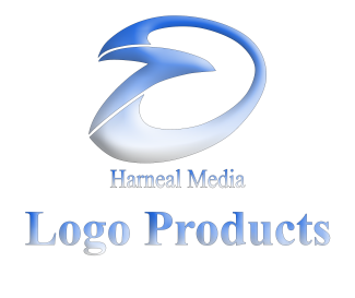 Harnealmedia Logo Products