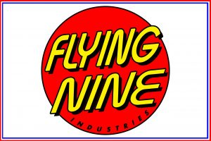 Flying Nine Button