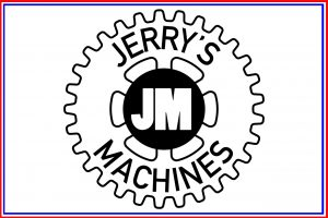 Jerrys Machines Button